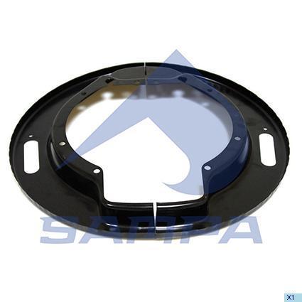 050.246   Пильник барабана гальмівного DAF CF75,85,95 XF,XF95 (в-во SAMPA)