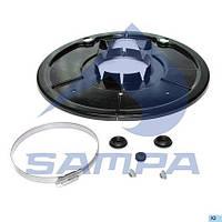 Пильник барабана гальмівного на колесо SAF 126x402x44 (в-во SAMPA)