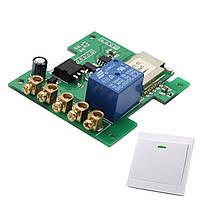 DC 7V-12V сотовый телефон APP Control Door Access Switch Module с 86 Коробка для Smart Home