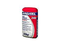 Клей для приклейки и армировки плит из минеральной ваты Kreisel 240 (25 кг)