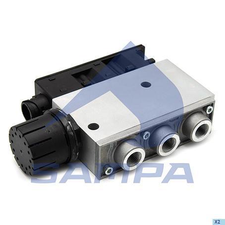 033.056   Клапан електромагнітний (в-во SAMPA)