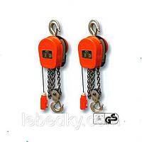 Тали цепные электрические типа DHS-2 г/п 2т