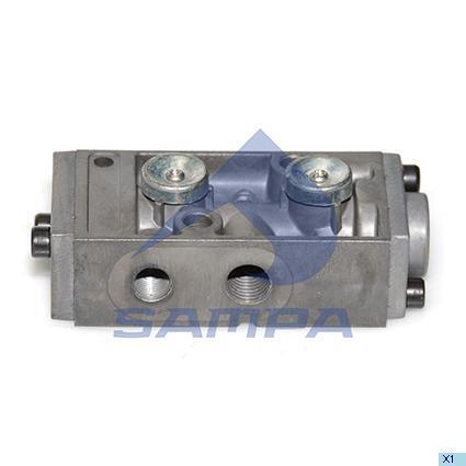 096.304 | Клапан електромагнітний КПП MAN (в-во SAMPA)