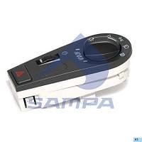 Кнопка аварійної зупинки VOLVO FH12 (в-во SAMPA)