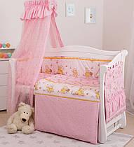 Twins Comfort C-008 Медуны розовый комплект белья из 8 предметов