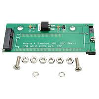 22-контактный SSD твердотельный жесткий диск адаптер для ADATA xm11 SanDiskSATA 50-контактный разъем для SATA м