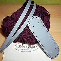 Набор для вязания сумки. Шнур 100 м ф5