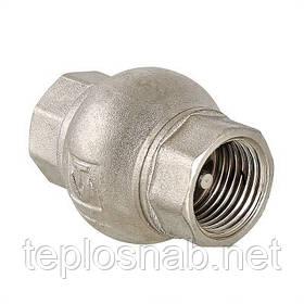 Обратный клапан 3/4 Valtec с латунным золотником