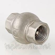 """Обратный клапан 1"""" Valtec с латунным золотником, фото 2"""