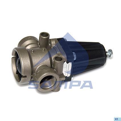 093.162 | Клапан обмеження тиску (в-во SAMPA)