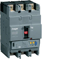 Автоматический выключатель h250, In = 40А, 3п, 50kA, LSI