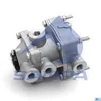 Клапан обмеження тиску (в-во SAMPA)