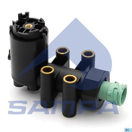 096.402   Клапан рівня пневмопідвіски (в-во SAMPA)