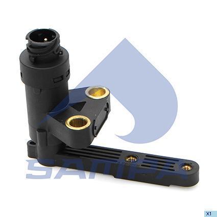 096.407-01 | Клапан рівня пневмопідвіски DAF EURO III (в-во SAMPA)
