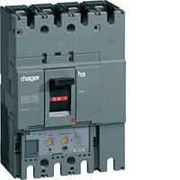 Автоматический выключатель h630, In = 250А, 4п, 50kA, LSI