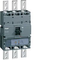 Автоматический выключатель h1000, In = 1000А, 3п, 50kA, LSI