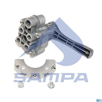 094.106 | Клапан гальмівної системи (в-во SAMPA)