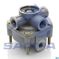 Клапан управління гальмами причепа (в-во SAMPA)
