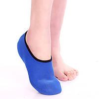Противоскользящие обучение спортивные носки крытый Yoga носки поддержки лодыжки танцы