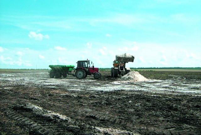 Органо-минеральные удобрения производство