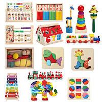 Деревянная блочная головоломка Образовательная игрушка Детская музыкальная математика с подарком радости