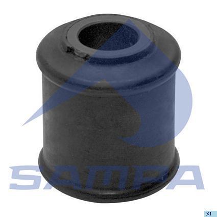 011.166   Втулка 14x31,5x40 стабілізатора MB (в-во SAMPA)