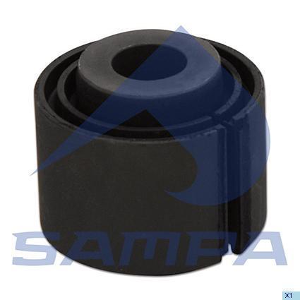 020.037   Втулка 22х68х62 стабілізатора MAN F,L,M2000,TGA (в-во SAMPA)