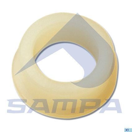 080.005   Втулка 42х60.5х26 стабілізатора RENAULT Kerax,Magnum,Premium (в-во SAMPA)