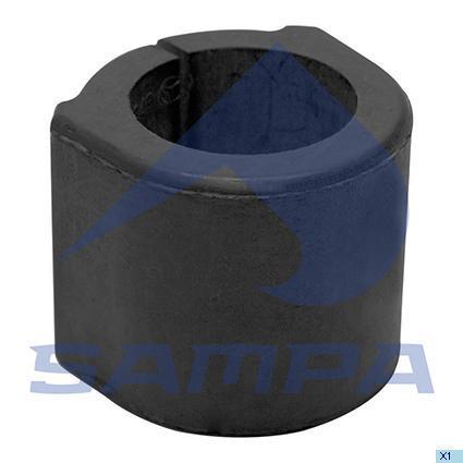 011.052 | Втулка 44,5x59,5 стабілізатора MB (в-во SAMPA)