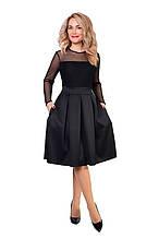 Елегантне чорне плаття - хіт продажів у всі часи!