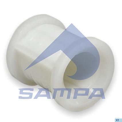 Втулка 55x73x95 стабілізатора VOLVO FL10,FL12 задн. внутр. (в-во SAMPA)
