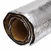 100cmx50cm Авто Звукоизоляция мертвой антишумовой изоляции Теплое стекловолокно Хлопок, фото 2