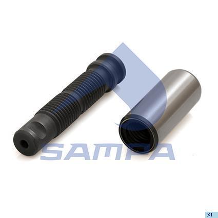030.549   Р/к-кт пальця ресори (в-во SAMPA)
