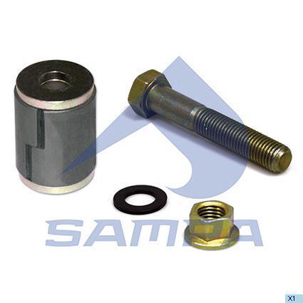050.565   Р/к-кт ресори DAF CF65,75,85,LF55,XF95,105 (в-во SAMPA)