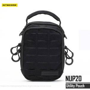 Nitecore NUP20 Легкий вес Nylon Многофункциональный служебный чехол, фото 2