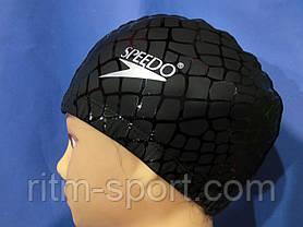 Шапочка для плавания Cima из непромокаемой ткани, фото 3