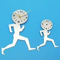 Поделок настенные часы 3d зеркало поверхность наклейка для дома и офиса кварцевые часы