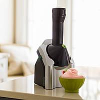 Домашняя мини машинка для изготовления мороженого из фруктов