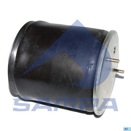 SP 554022-KP | Пневморесора 4022 N P03 з склянкою (пластик) SAF 2619V (в-во SAMPA)