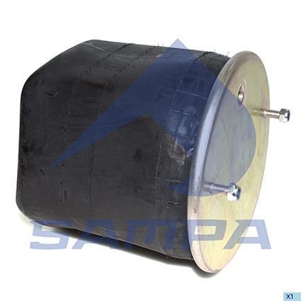 SP 554028 | Пневморесора N 4028 без склянки SAF (в-во SAMPA)