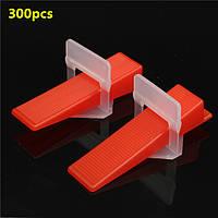 300 штук керамическая плитка плиточные доступность распорные зажимы/клинья пластиковые