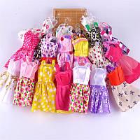 Красивое платье партии одежды мода для благородных куклы смешанного стиля