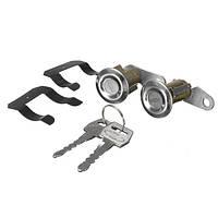 2 штук lockcraft двери цилиндр замка 2 ключа комплект для брода грузовик фургон Falcon Меркурий