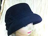 Фетровая зимняя шляпа, фото 2