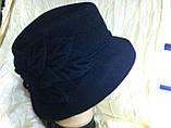 Фетровая зимняя шляпа, фото 3
