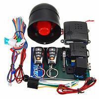L202 LED Универсальный односторонняя умный противоугонное пульт дистанционного управления автомобиля сигнализация