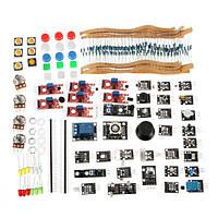 Geekcreit® 37 В 1 Модуль датчика модернизированной версии с комплектом электронных компонентов для Arduino