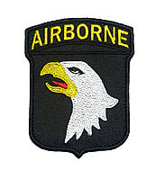 "Шеврон ""101st Airborne"""