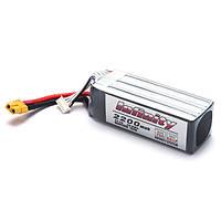 Infinity 22.2V 6s1p 2200mah 70c графен липо аккумулятор батарея XT60 разъем для радиоуправляемых моделей