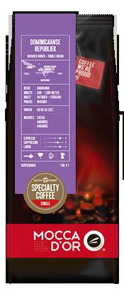 """Кофе в зернах Mocca D""""or Доминиканская республика 1 кг зерно"""